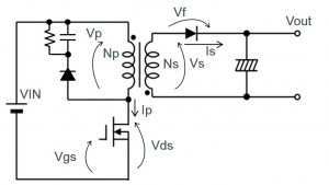 Isolated Flyback Converter Basics Flyback Converter Operation And