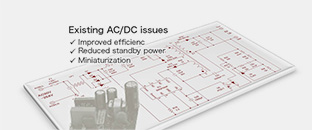 Issues Confronting Existing AC/DC Converters: Efficiency and Size
