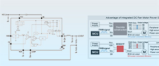 Integrated Discrete Components for Higher Precision, Efficiency and Smaller Size