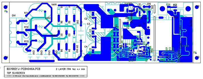 PCB Layout Example   Basic Knowledge   ROHM TECH WEB