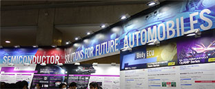 Int'l Automotive Electronics Technology Expo (CAR-ELE JAPAN) 2019:DC/DC Converter Solutions that Meet CISPR25 Class 5 Standards