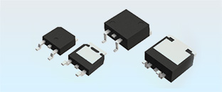 200 V Schottky Barrier Diodes: RBxx8BM200 / RBxx8NS200:Replaces FRD in 200 V Applications, for Improved Efficiency, Space Savings